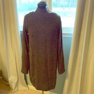 H&M long sleeve dress. Women's size 6.